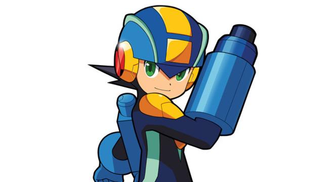 MegaMan.EXE from Mega Man Battle Network