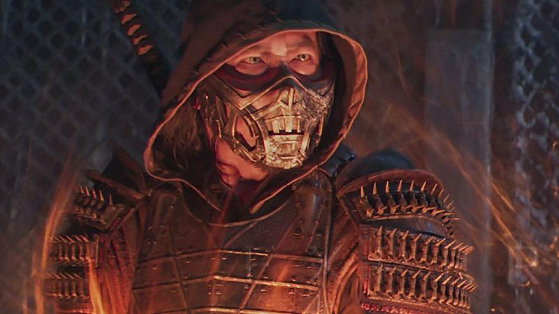 Mortal Kombat movie in Japan - Hiroyuki Sanada as Scorpion