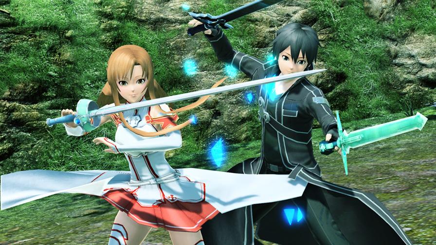 PSO2 SAO Phantasy Star Online 2 Sword Art Online Collab