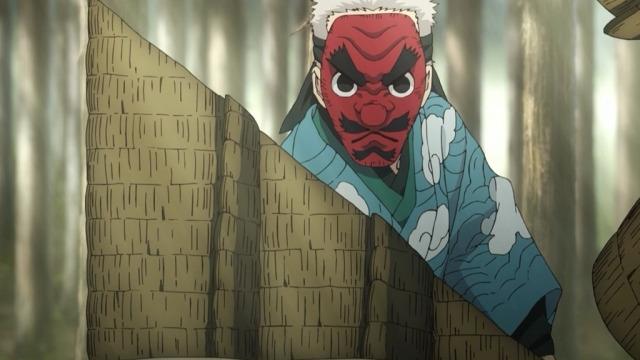 Sakonji Urokodaki Demon Slayer: Hinokami Kepputan