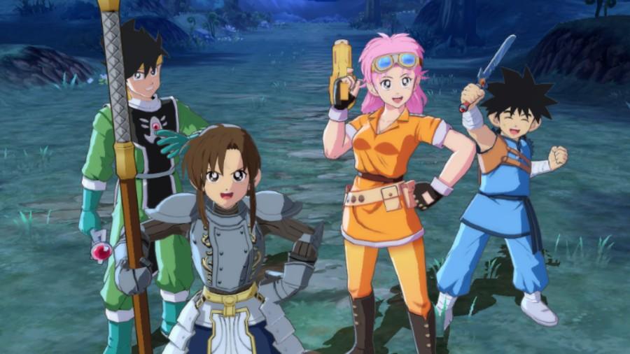 dragon quest adventure of dai mobile