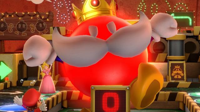 Super Mario Party Online Update