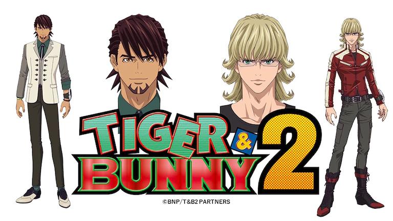 Tiger & Bunny season 2