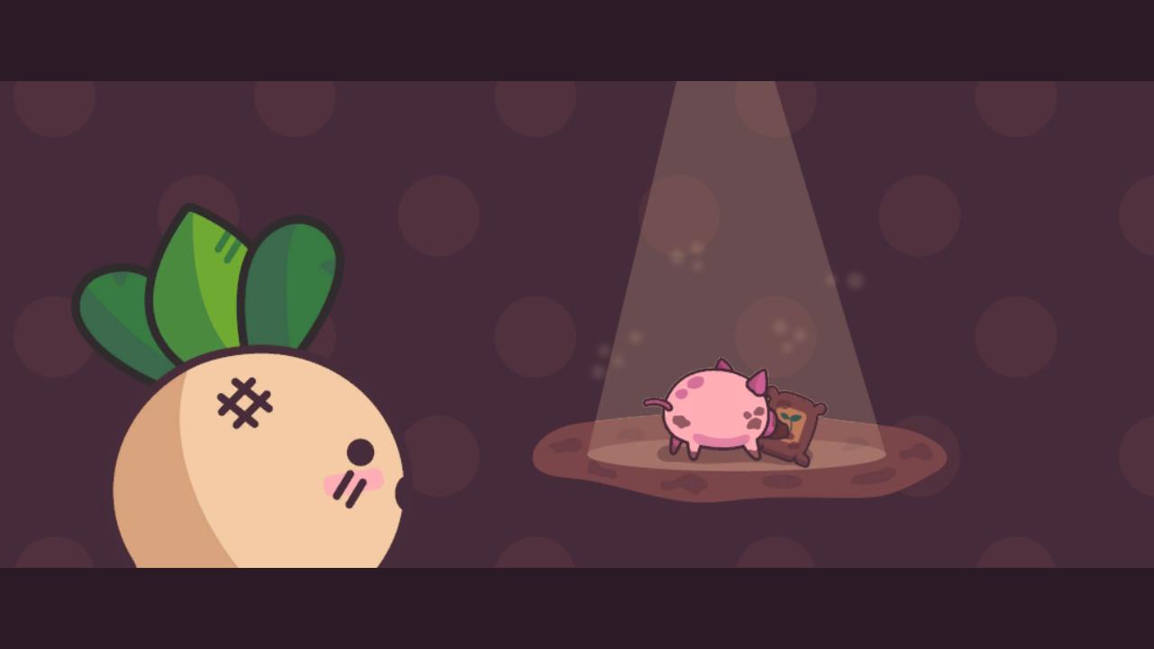 Turnip Boy Pig