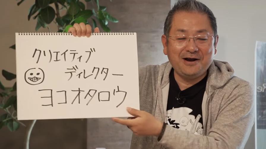 Yoko Taro new game