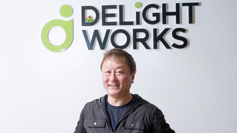 Yoshinori Ono becomes DelightWorks President & COO