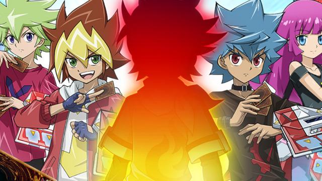 Yu-Gi-Oh! Rush Duel: Saikyou Battle Royal