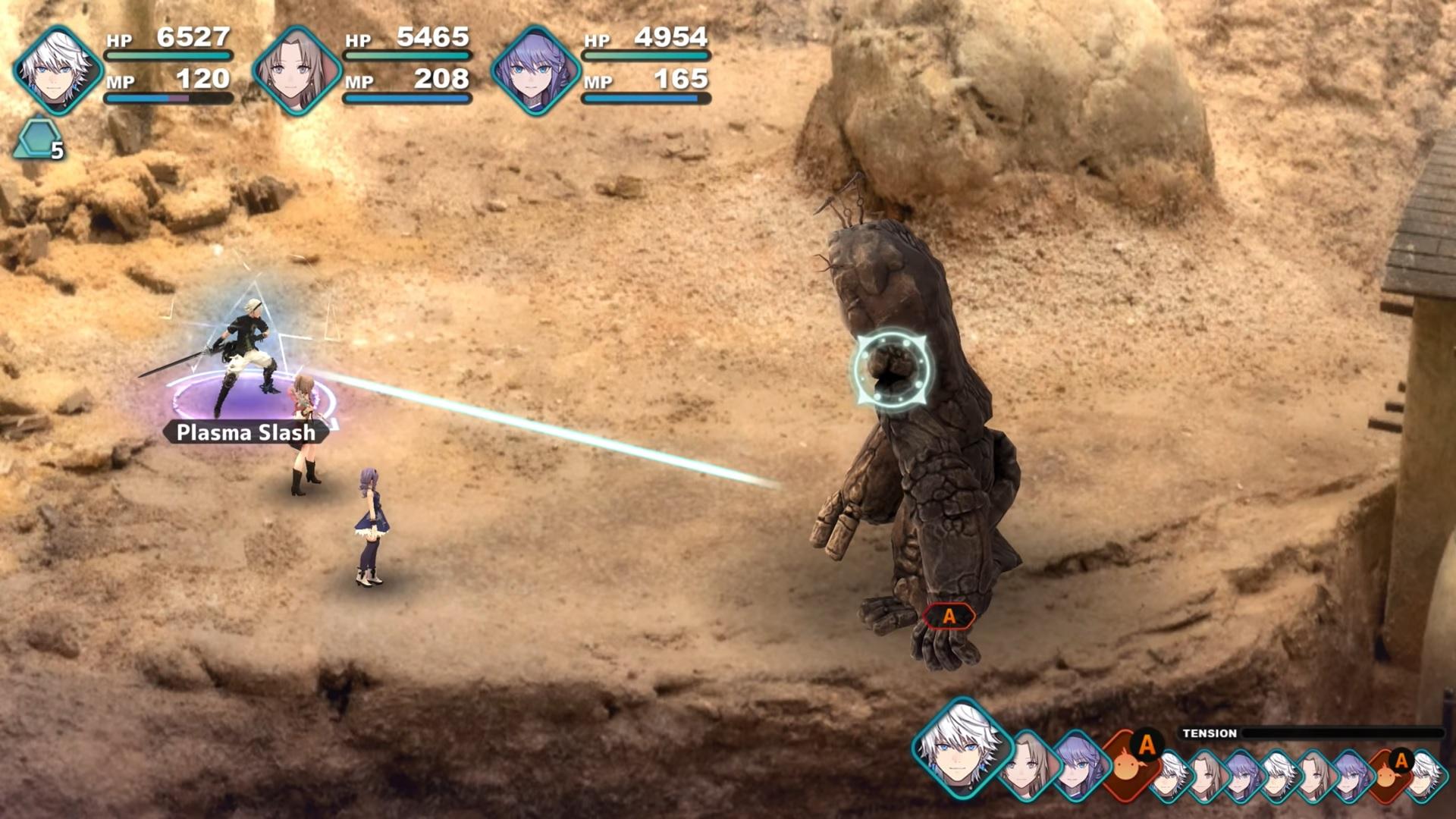 battle system mistwalker