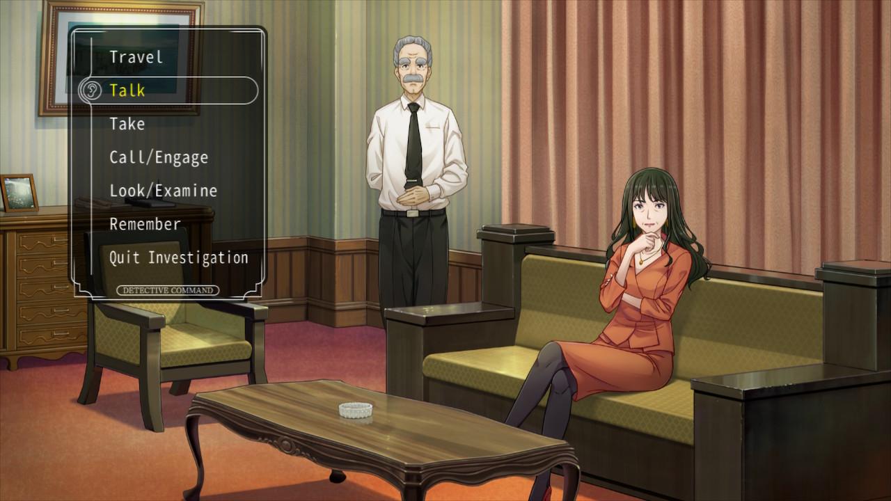 famicom detective club preview