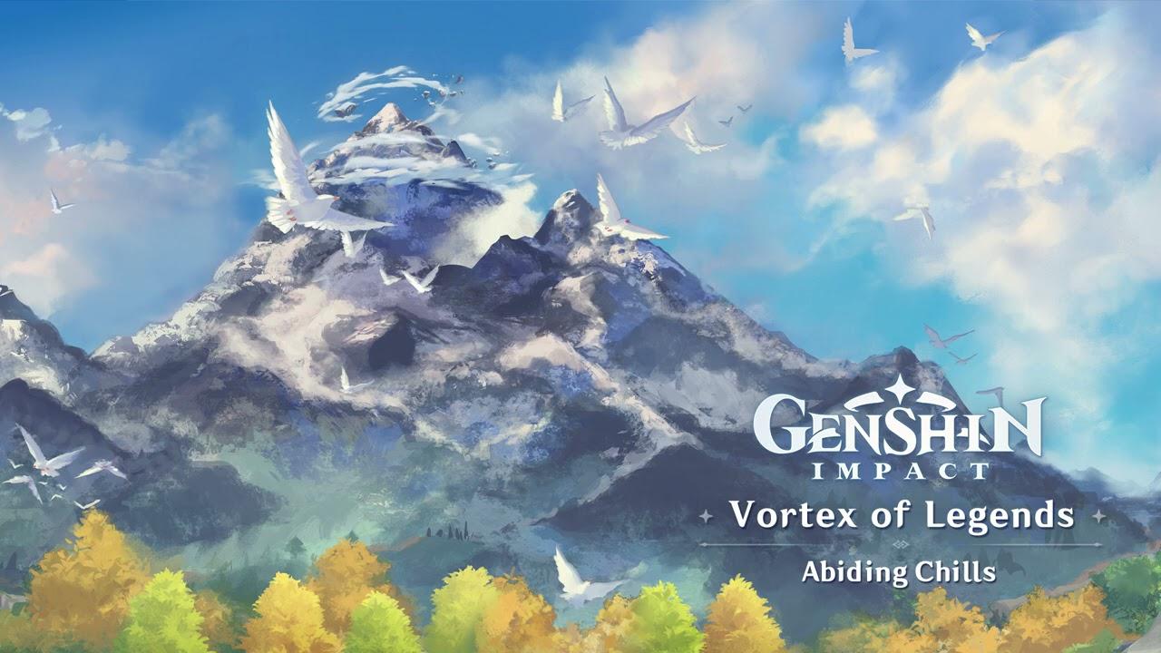 vortex of legends dragonspine soundtrack