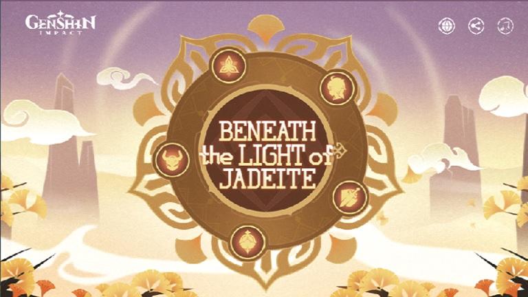 Beneath the Light of Jadeite Genshin Impact 1.5