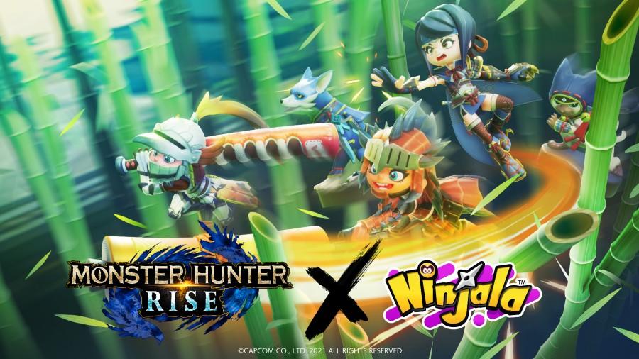 monster hunter rise ninjala 1