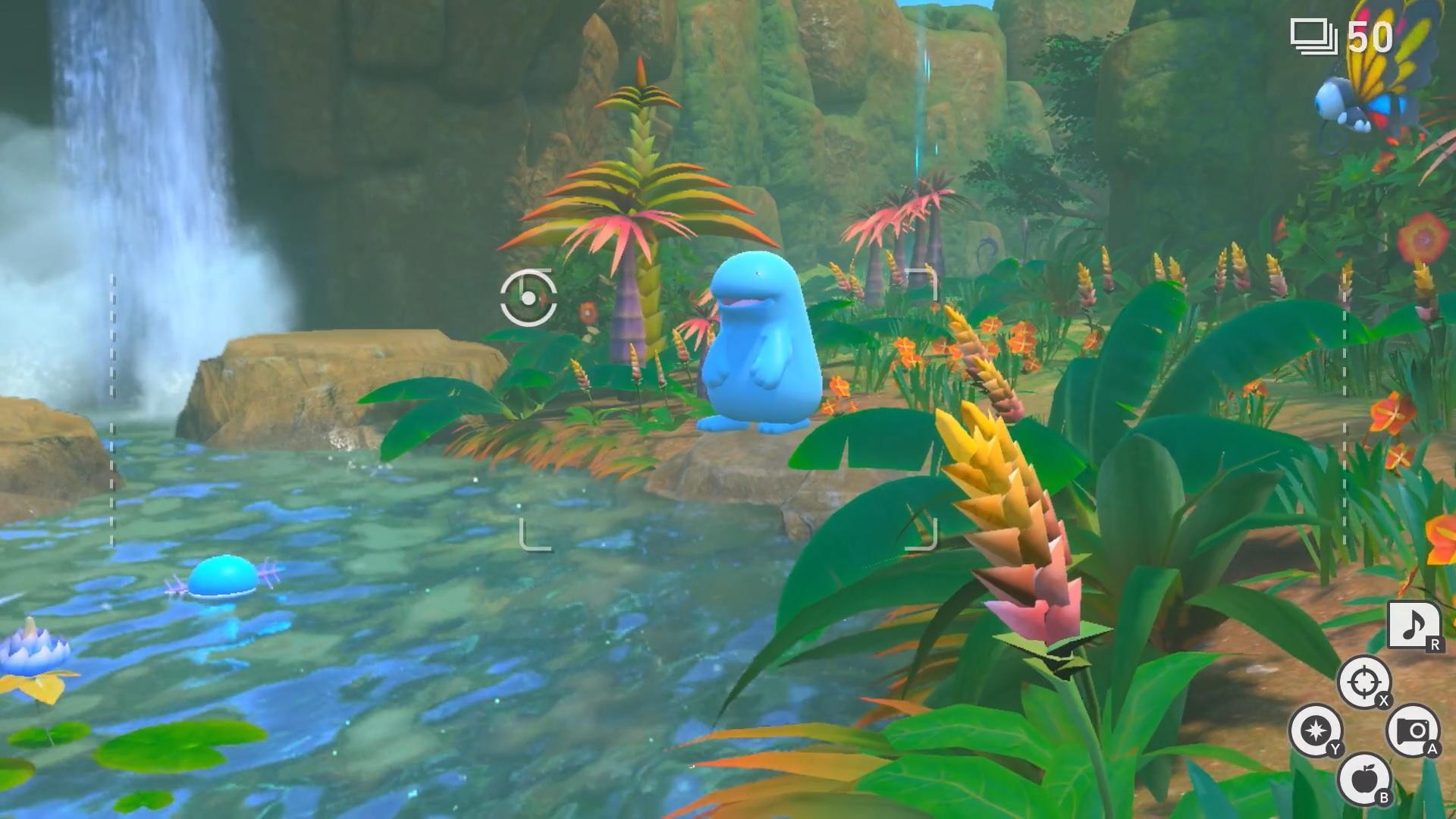 new pokemon snap lental region tour site