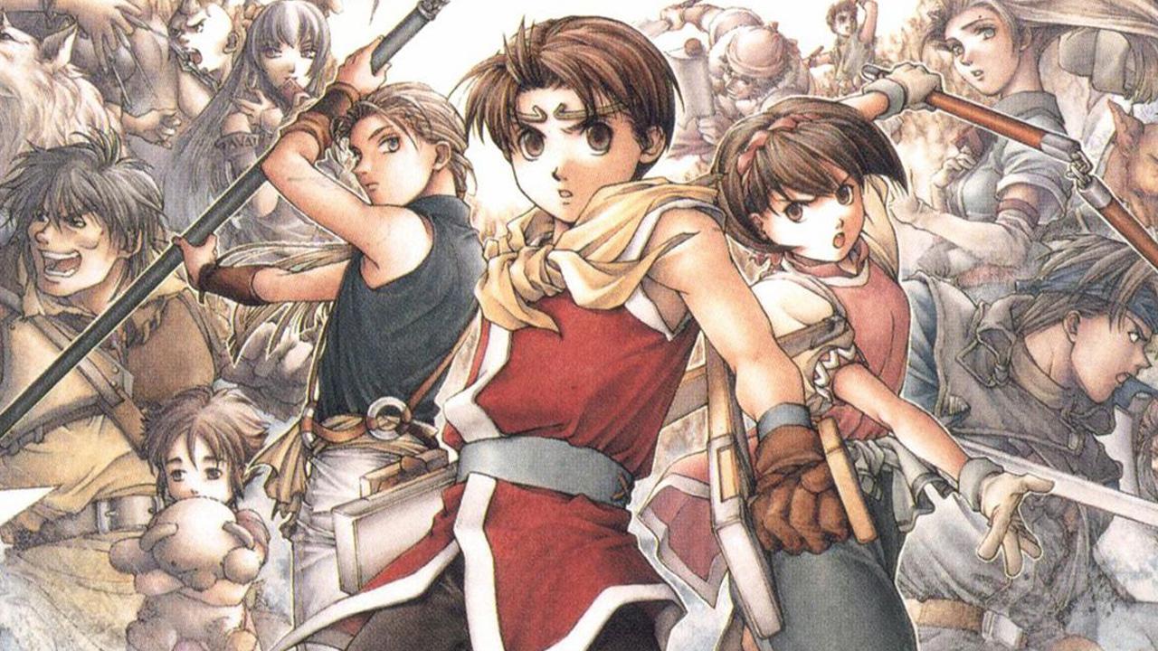 best playstation RPGs suikoden