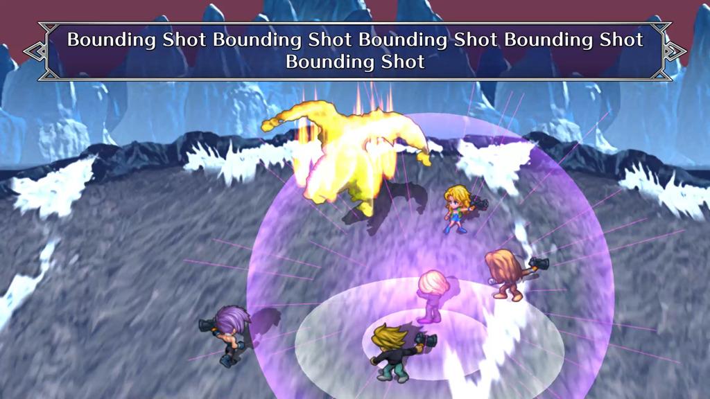 saga frontier remastered so many bounding shots