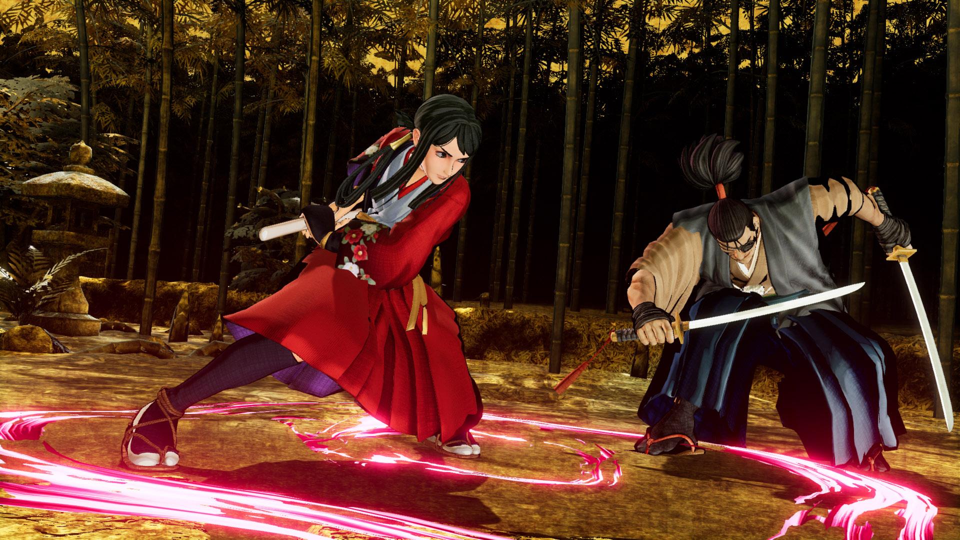 Hibiki Samurai Shodown BGM