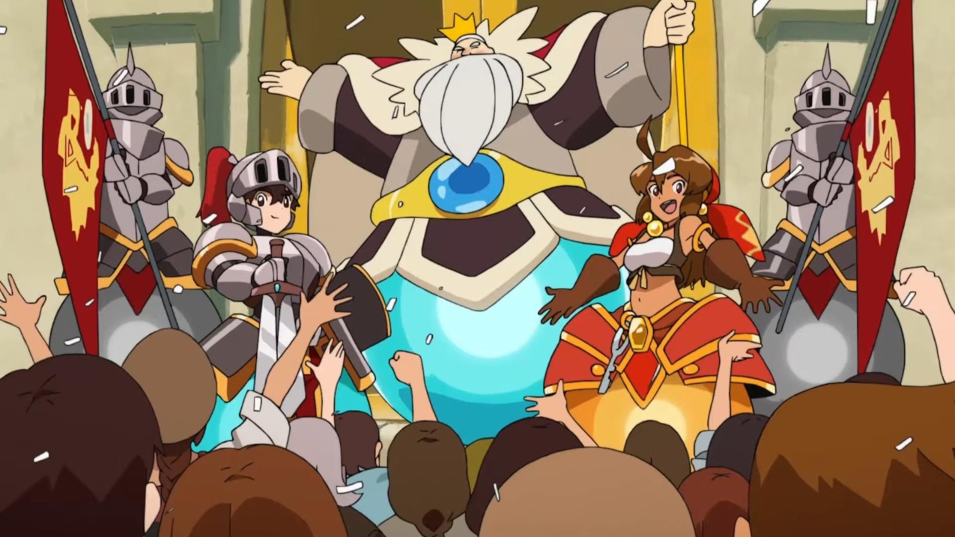 studio trigger marble knights