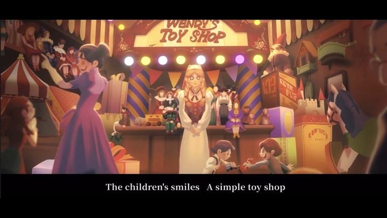 Toy Merchant Identity V