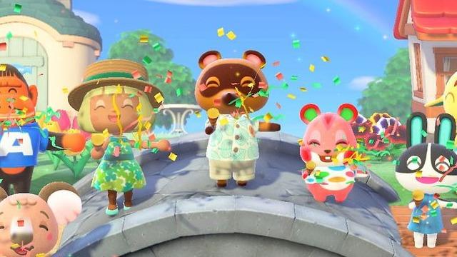Animal Crossing: New Horizons sales reach 35.9 million units worldwide