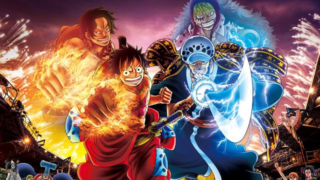 One Piece Premier Show 2021 Summer