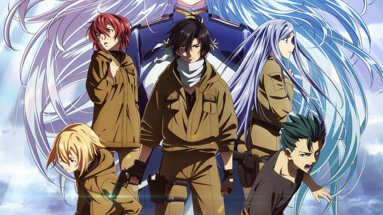 spring 2021 anime eighty six