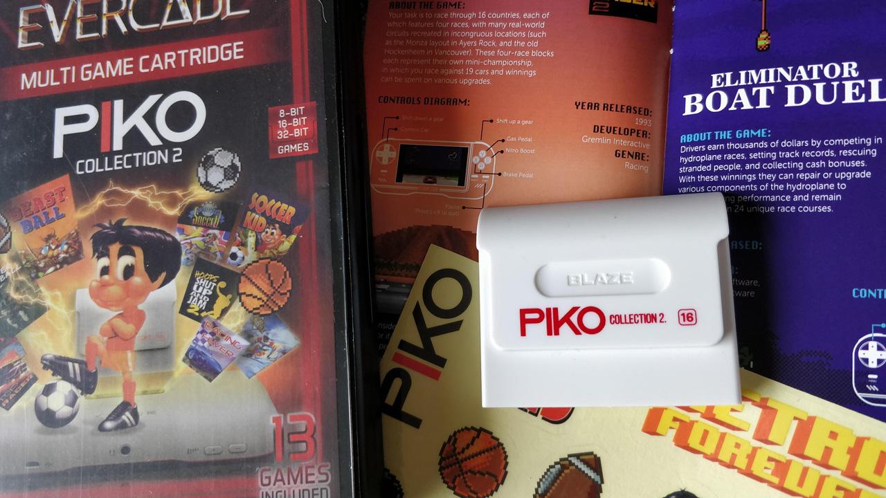 evercade piko collection 2