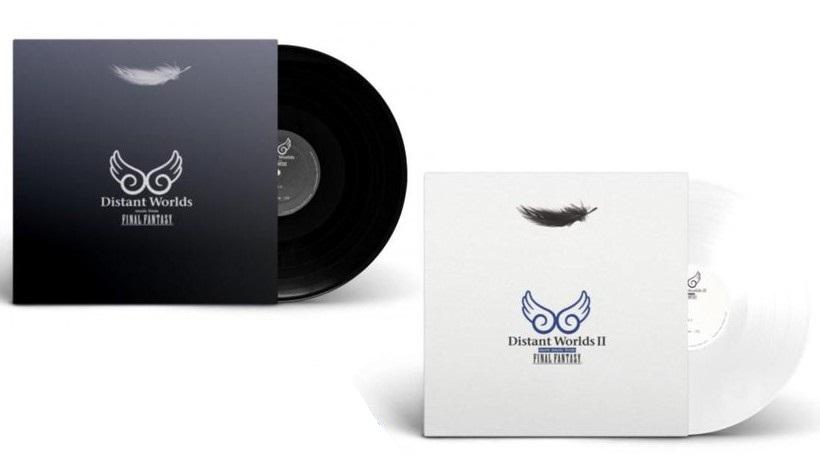 Distant World Final Fantasy Vinyl
