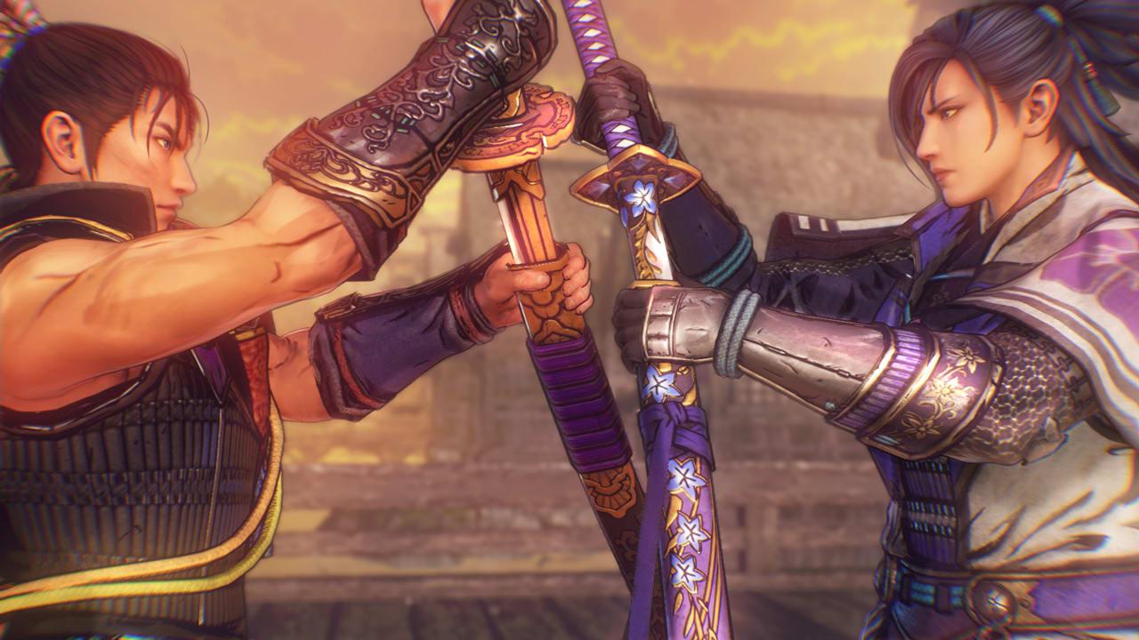 samurai warriors 5 interview 3