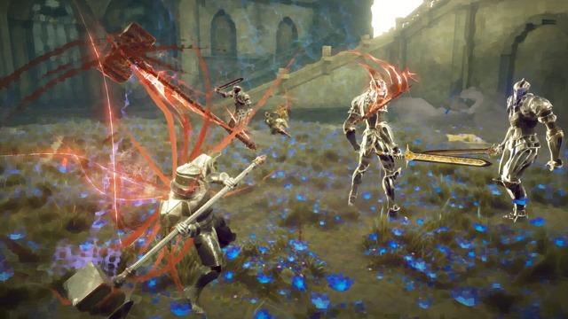 Babylons Fall Gameplay Cross-Play