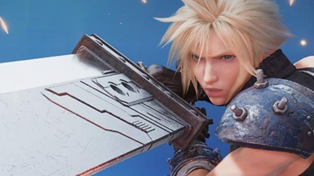 Final Fantasy VII Intergrade Red Bull