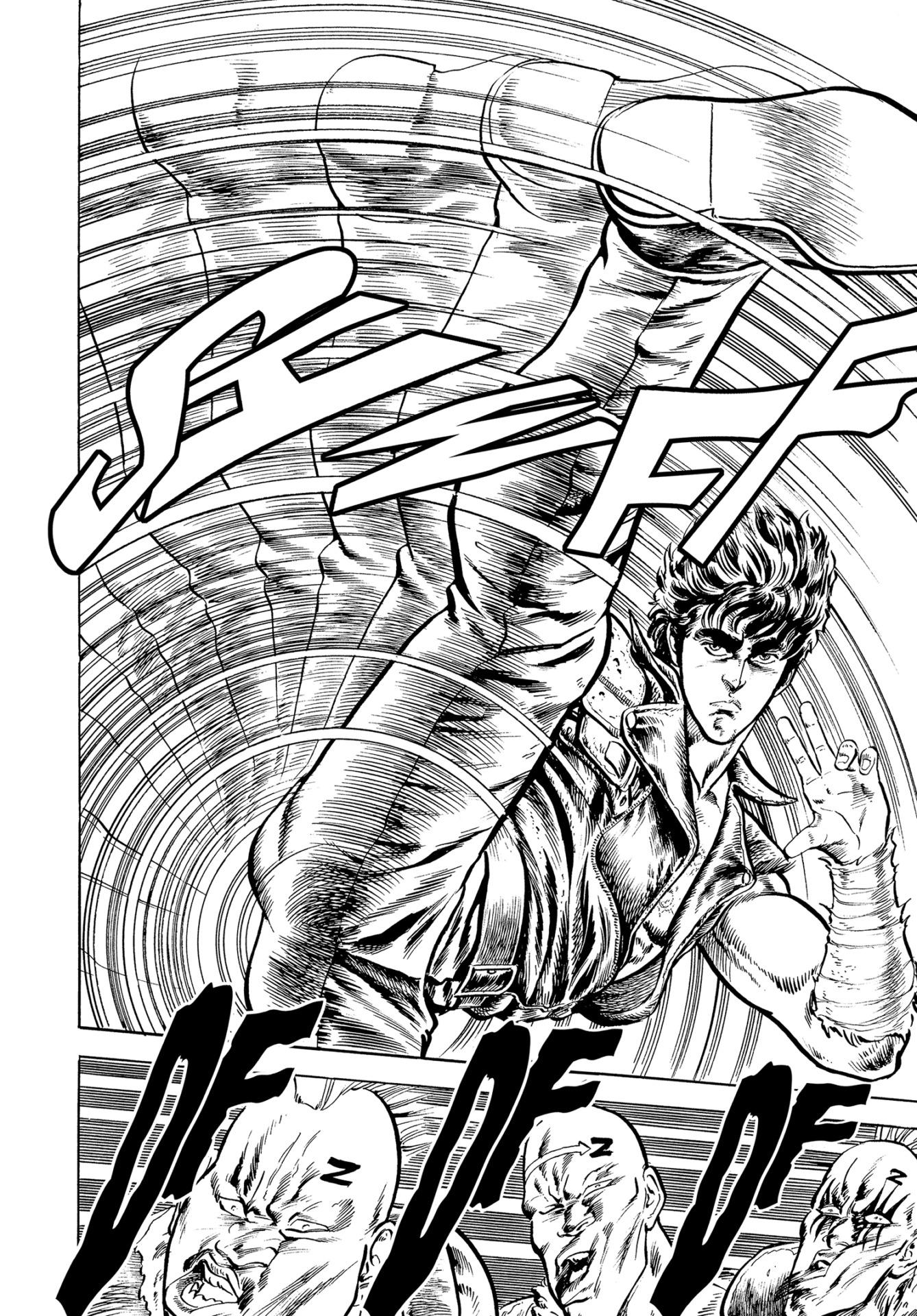 fist of the north star manga