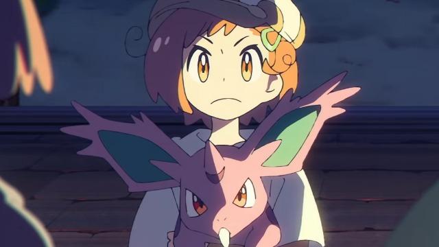 Pokemon TV Short Animation
