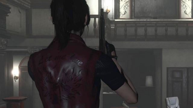 Resident Evil Code Veronica Remake Fan Made