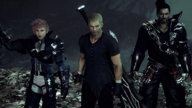 Stranger of Paradise Final Fantasy Origin Japanese Voice Cast