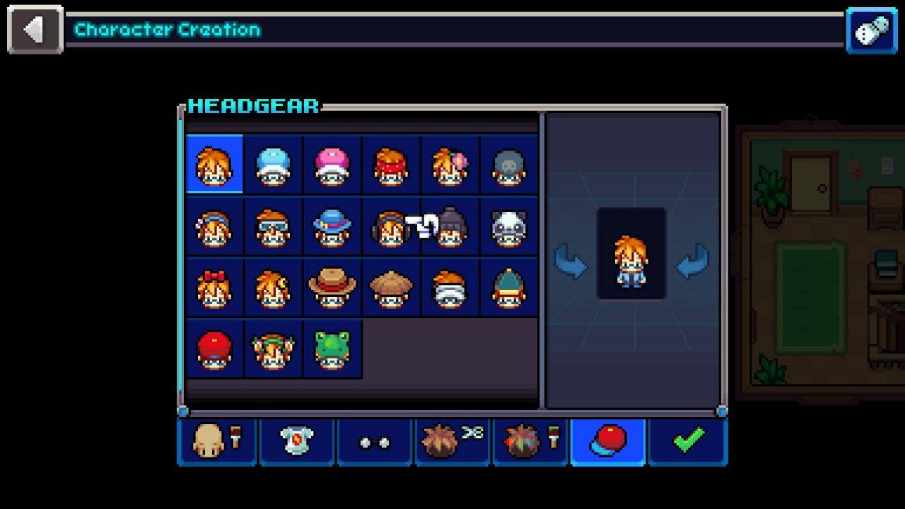 coromon character customization
