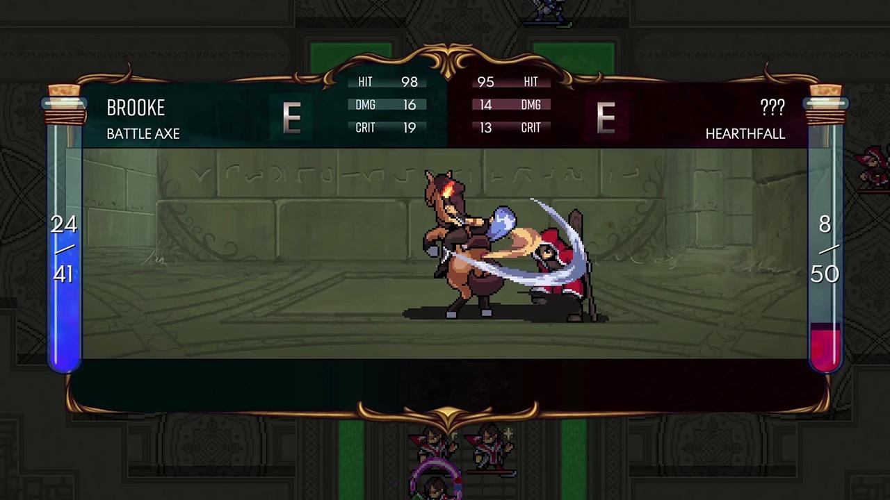 sword axe gameplay
