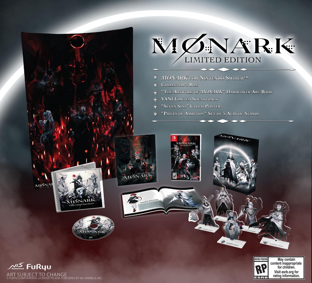 monark english nis america limited edition