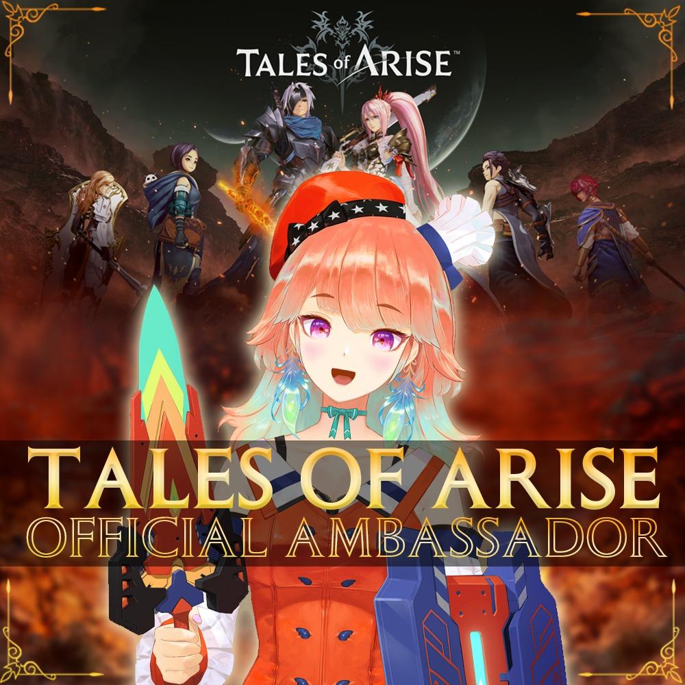 Kiara Takanashi Tales of Arise