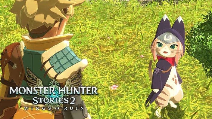 Monster Hunter Stories 2 Tsukino