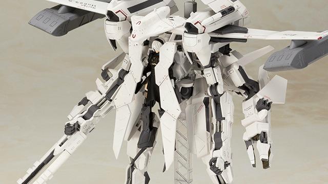 NieR: Automata Flight Unit HO229 Model Kits Available For Pre-Order