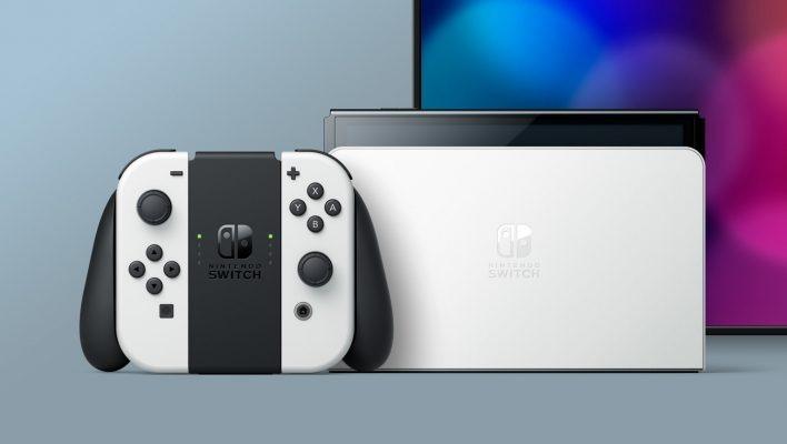 Nintendo Switch OLED Profit Margin Model