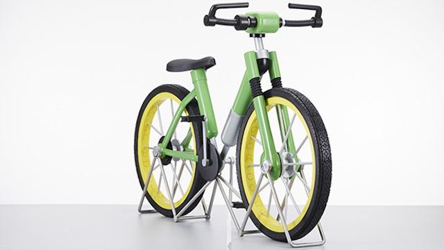 Pokemon Bicycle replica