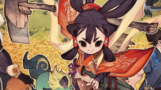Sakuna Of Rice and Ruin OST