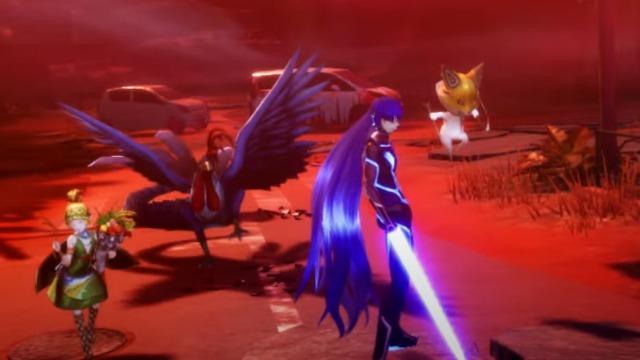 Shin Megami Tensei V Combat Details