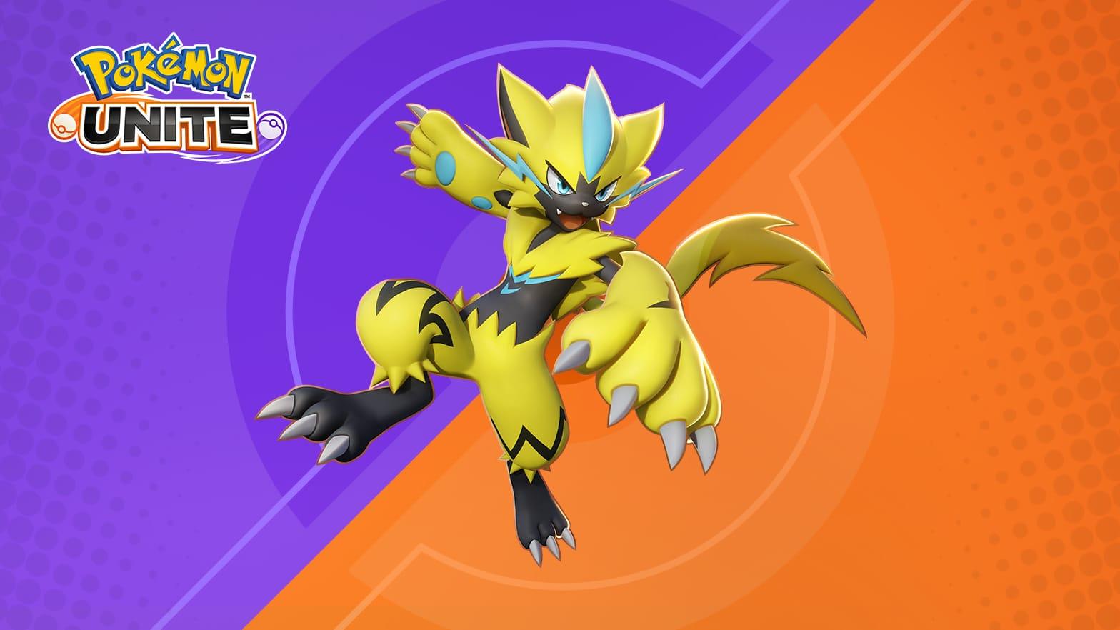 Pokemon Unite Switch Zeraora Free License Licenses