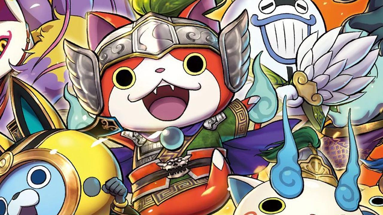 japan-only 3ds games yokai sangokushi