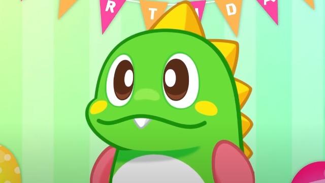 Bubble Bobble Mascot Bub VTuber