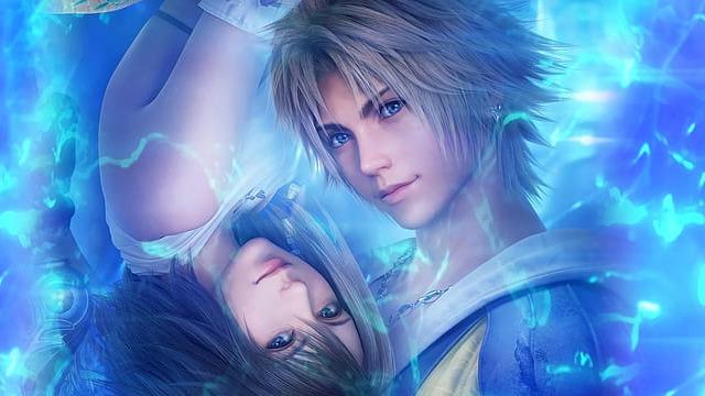 Final Fantasy X Interview