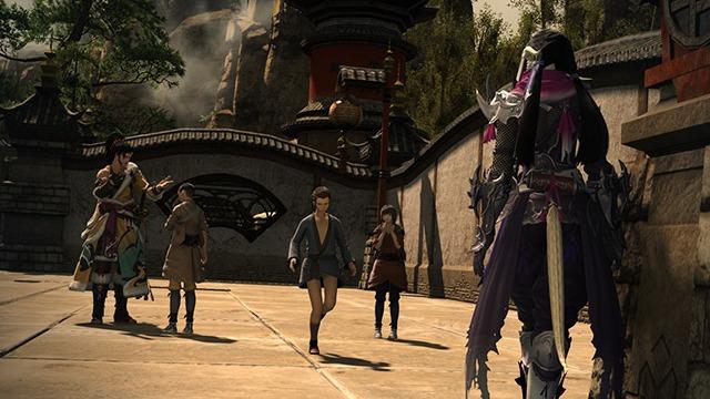 Final Fantasy XIV Short Stories