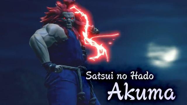Monster Hunter Rise Street Fighter Akuma